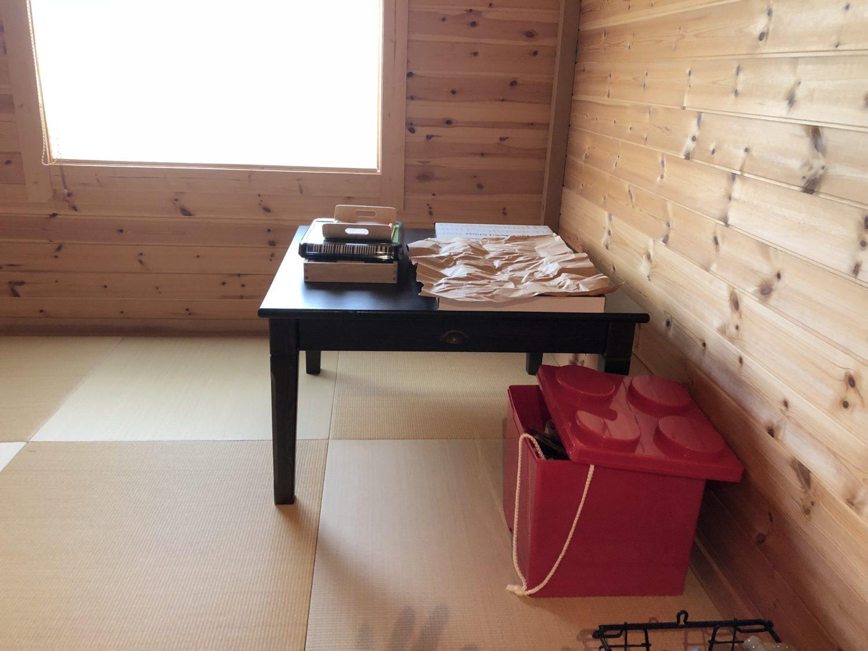 K様邸ピアノ用和室補強工事
