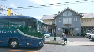 5/20「春のログハウス見学バスツアー」開催報告
