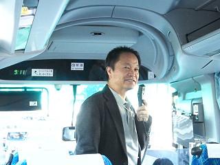 11/12 「ログハウス見学バスツアー」開催しました